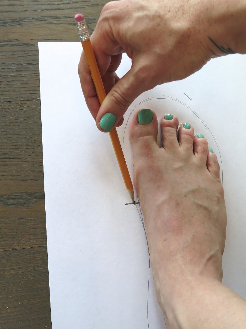 Picture of Designing a Basic Sole Shape