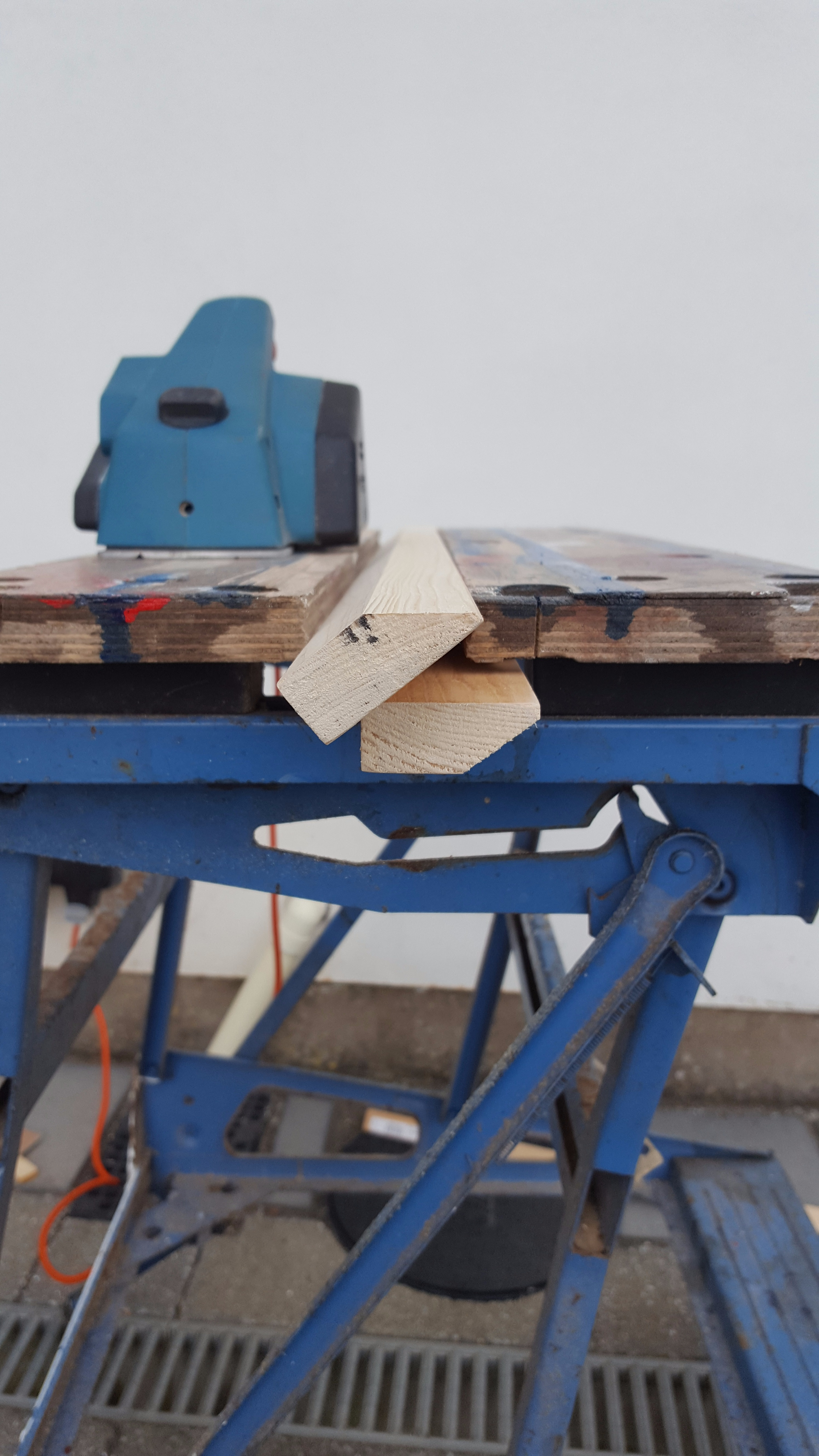 Picture of Cutting an Angle