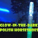 Glowing Polish Horseshoes (Beersbee) Outdoor Arduino Game