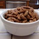 Cinnamon-Roasted Almonds!