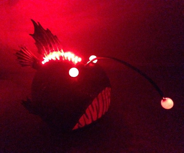 Lady Anglerfish Mask/Helmet