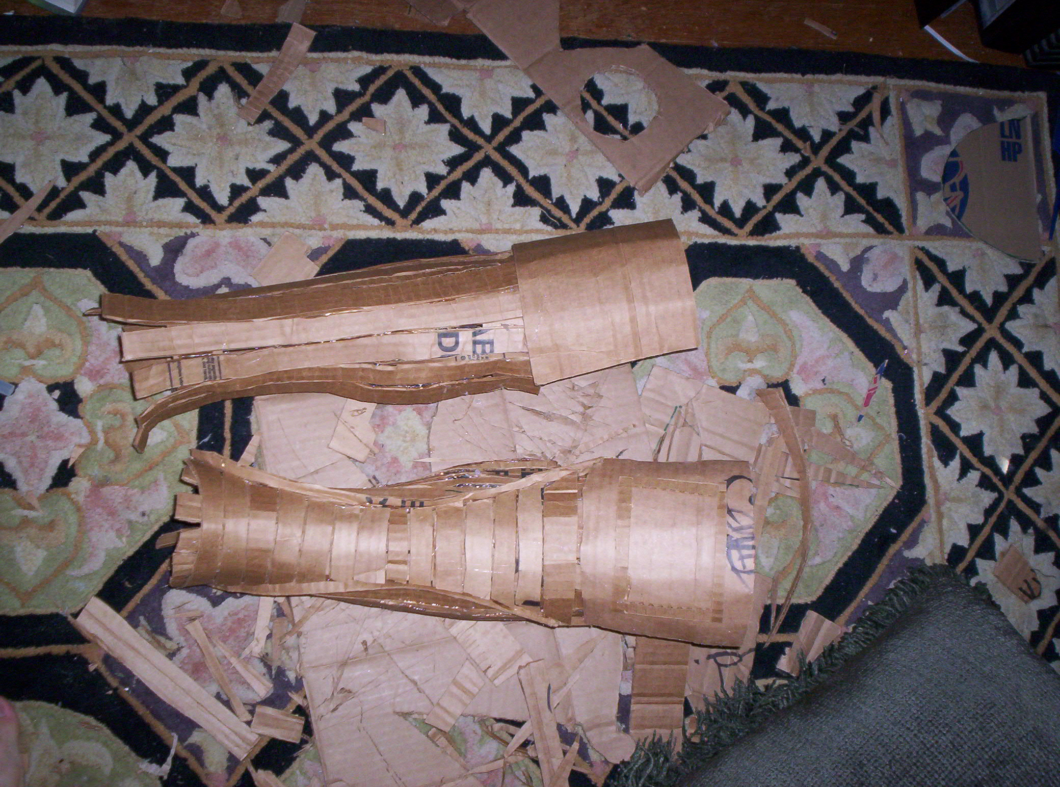Picture of The Arm and Leg Armour
