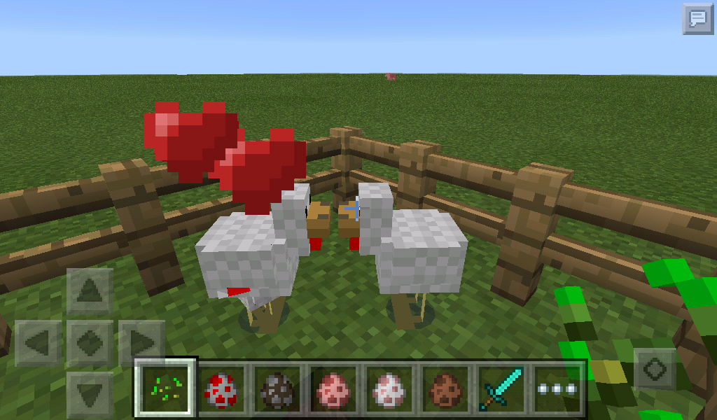 Picture of How to Breed Animals on Minecraft