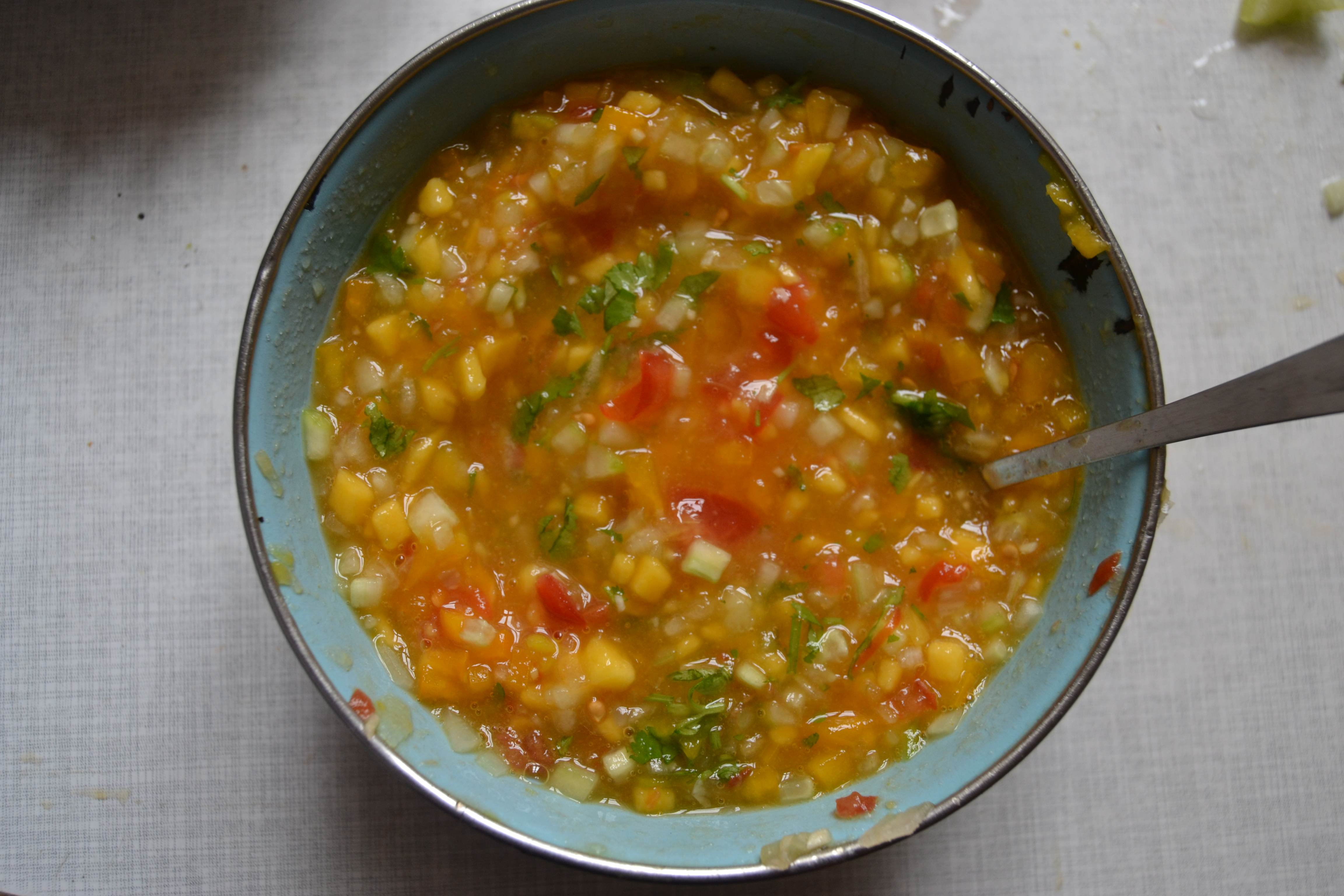 Picture of The Mango Salsa