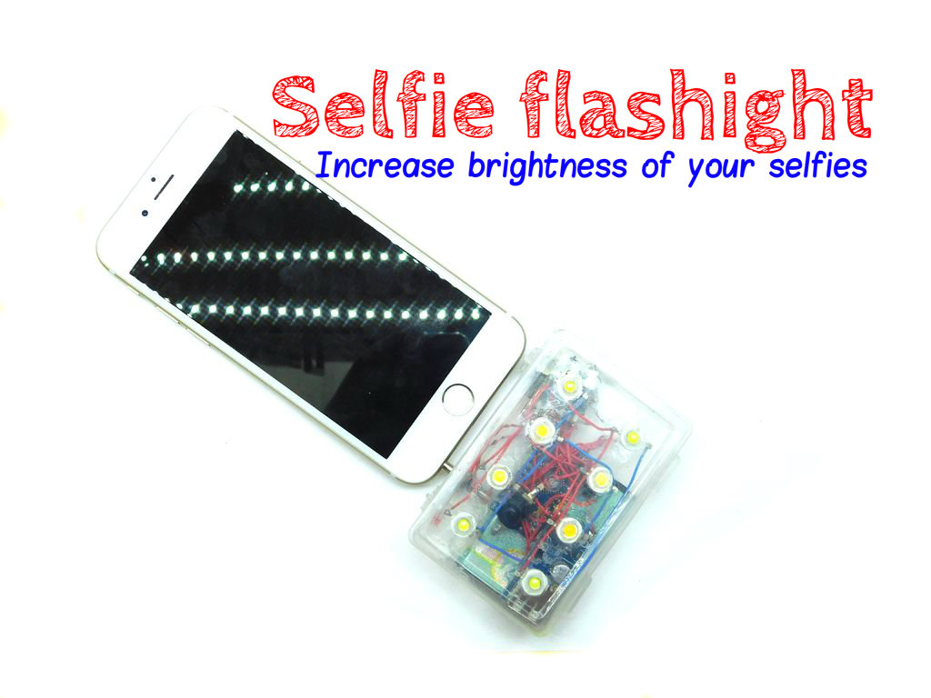 Picture of Selfie Flashlight