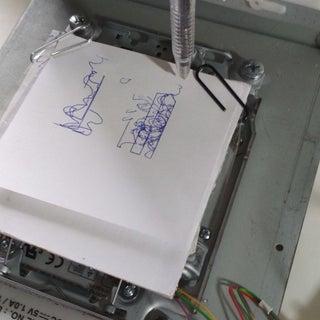2D Arduino Plotter (arduino Uno, L293d, Cd-roms, Servo, Cd)