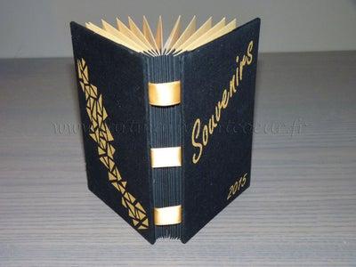 Souvenirs Envelope Book