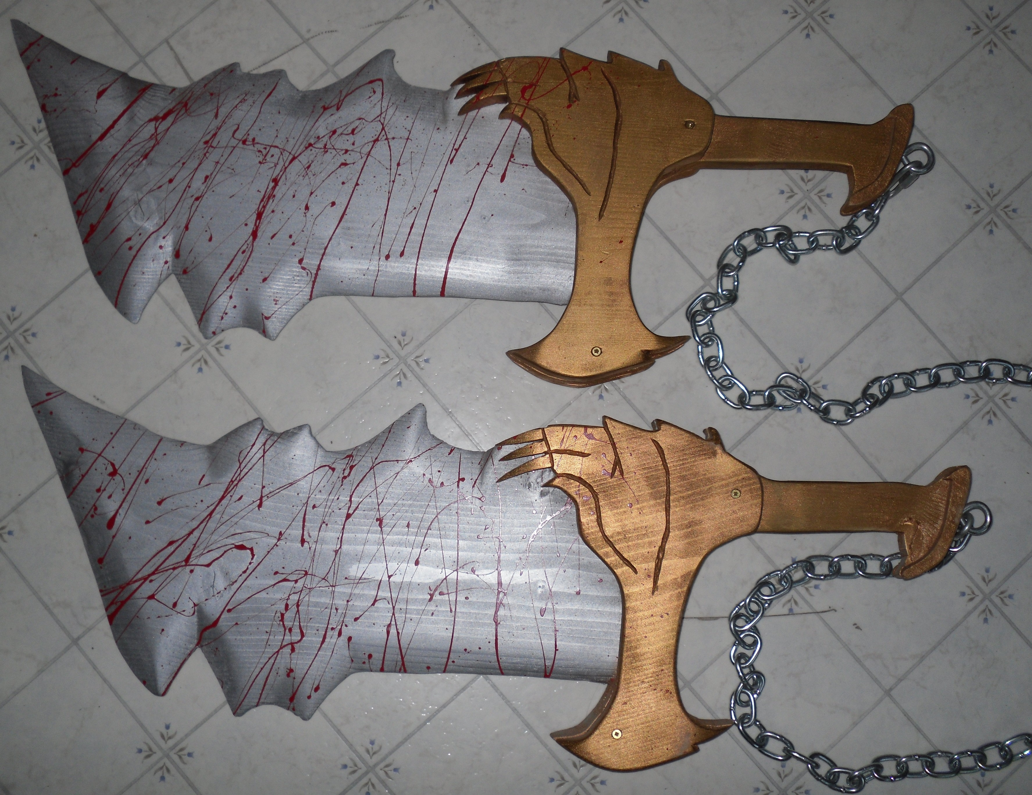 Picture of Blade of Chaos-God of War