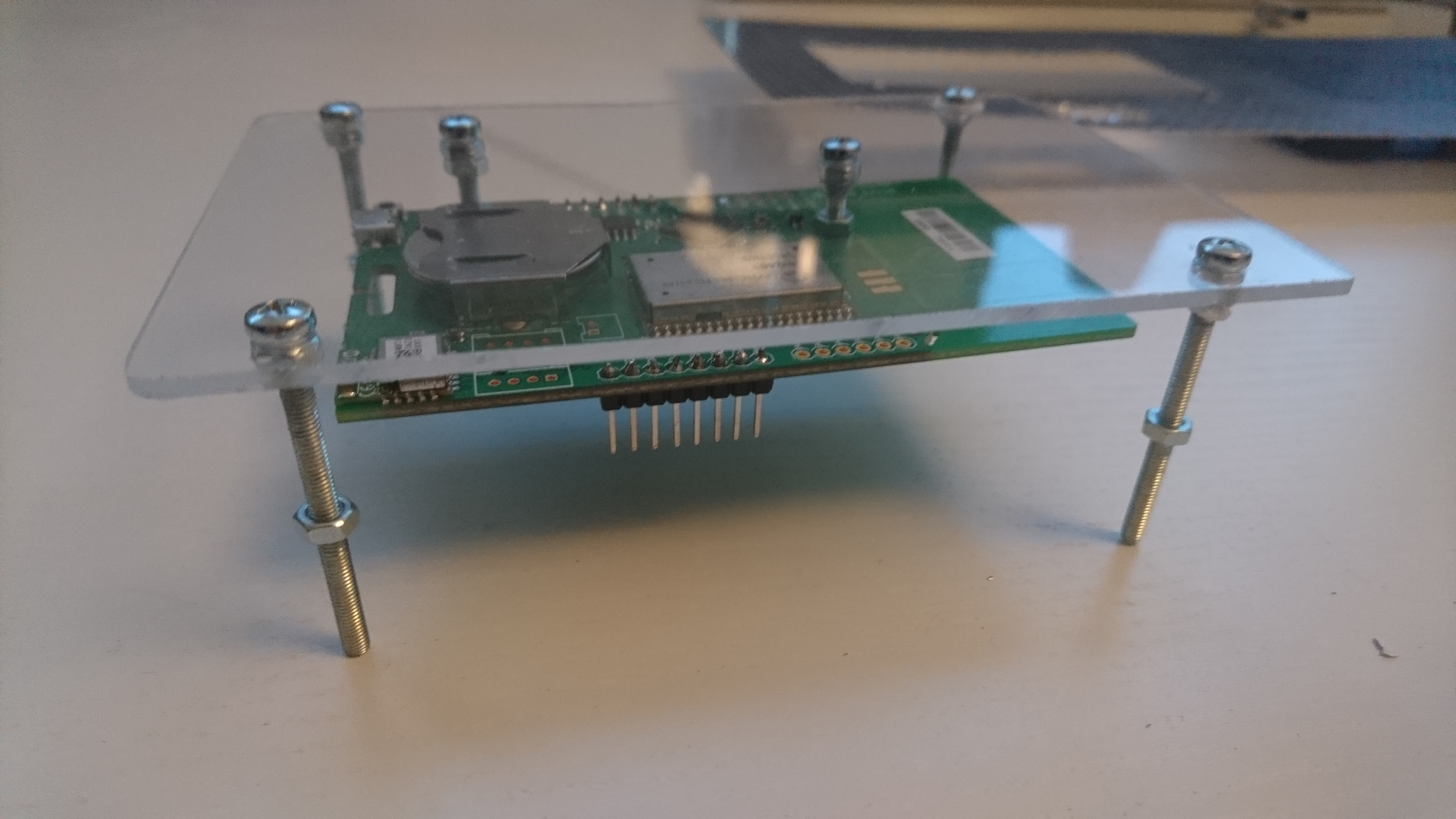 Picture of Connecting Hardware
