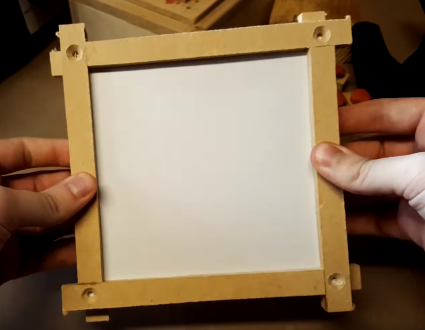 Picture of The Plastic Frame