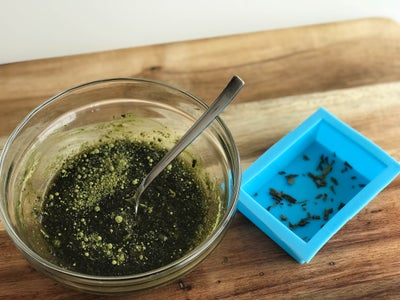 Macha Tea and Coconut Oil Soap
