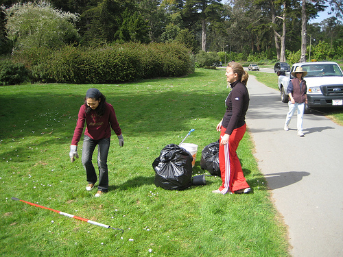 Picture of CLEAN UP THE PARK