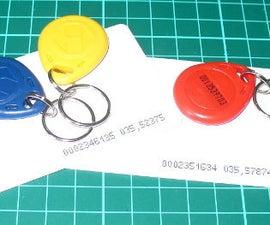 Arduino Tutorials – RFID