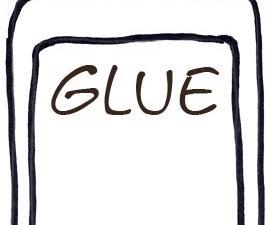 Dry Glue- Fast!