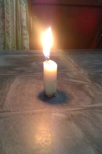 Extra Lighting Candle