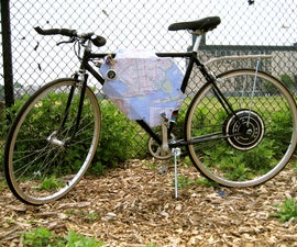 Electric Bike Hub Motor - How to Replace a Hall-effect Sensor