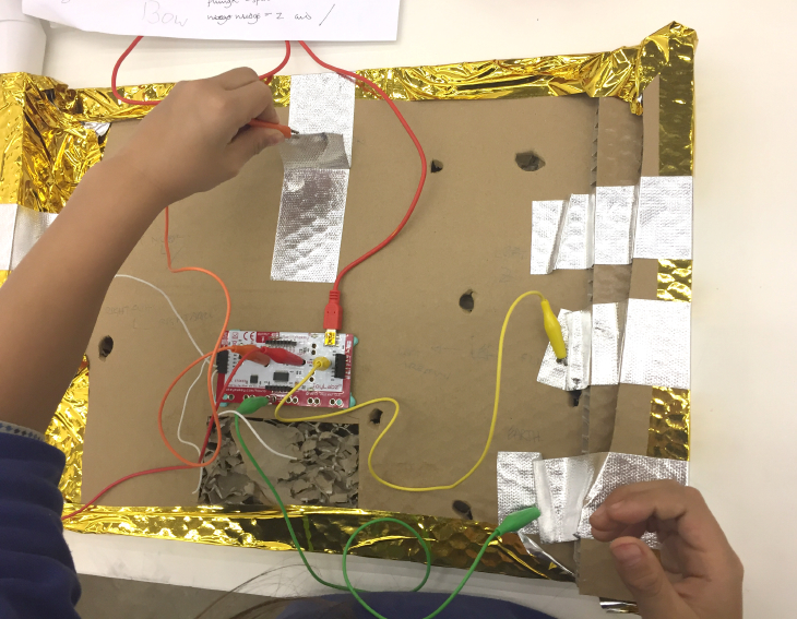 Picture of Connect Up the Makey Makey