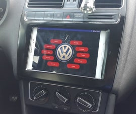 Car Dash Tablet
