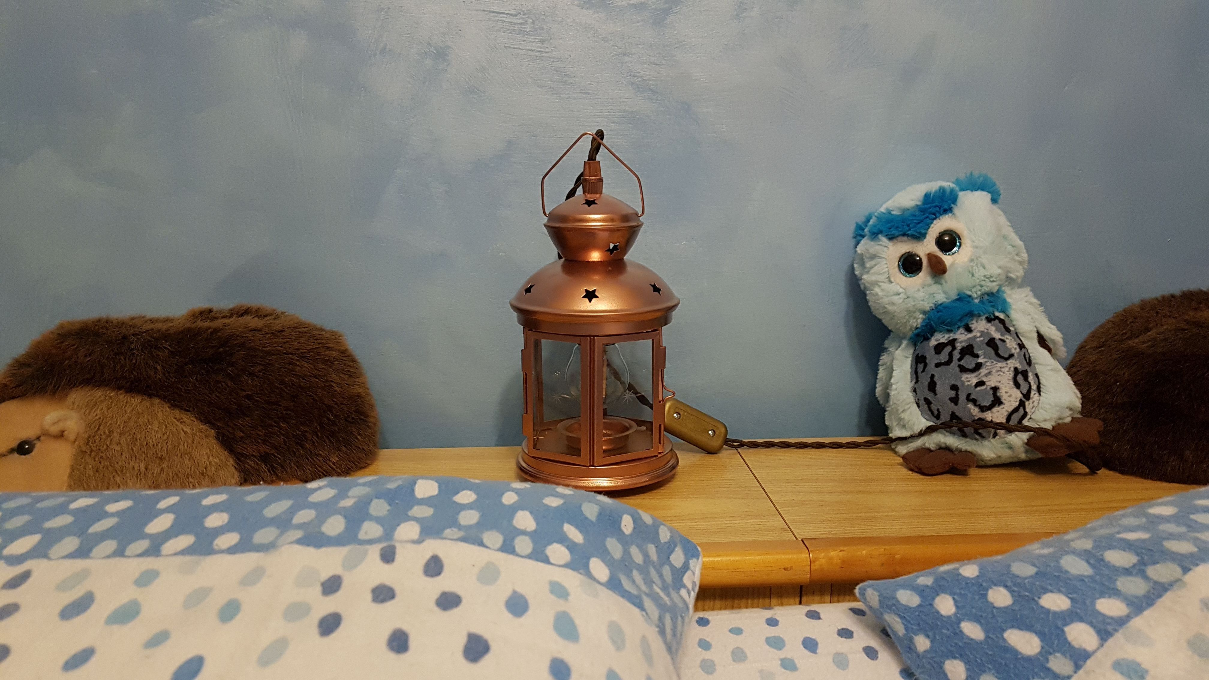 Picture of BEDSIDE LAMP LANTERN