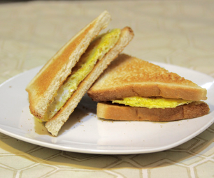 The Chicken-Embryo Sandwich