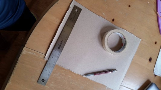 Making and Testing the Resistance of the Conductive Paint