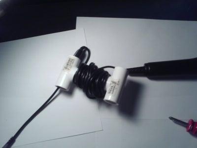Easy Wire Organizer