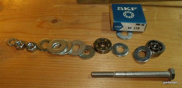 Parts I Used