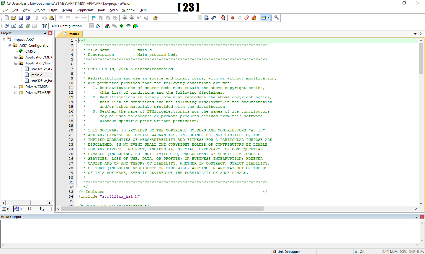 Picture of Step 2: Programming to BLINK LED: