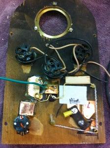Switches, Arc Generator.