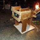 Homemade Churro Machine