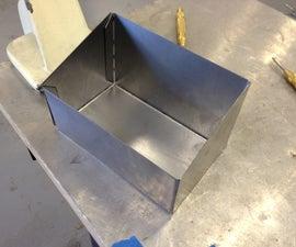 How to Make a Sheet Metal Box
