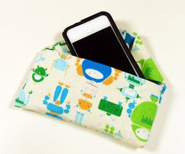 No Sew Duct Tape iPhone Case