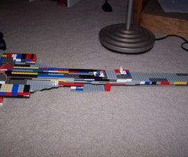 C-2 High Powered Lego Crossbow