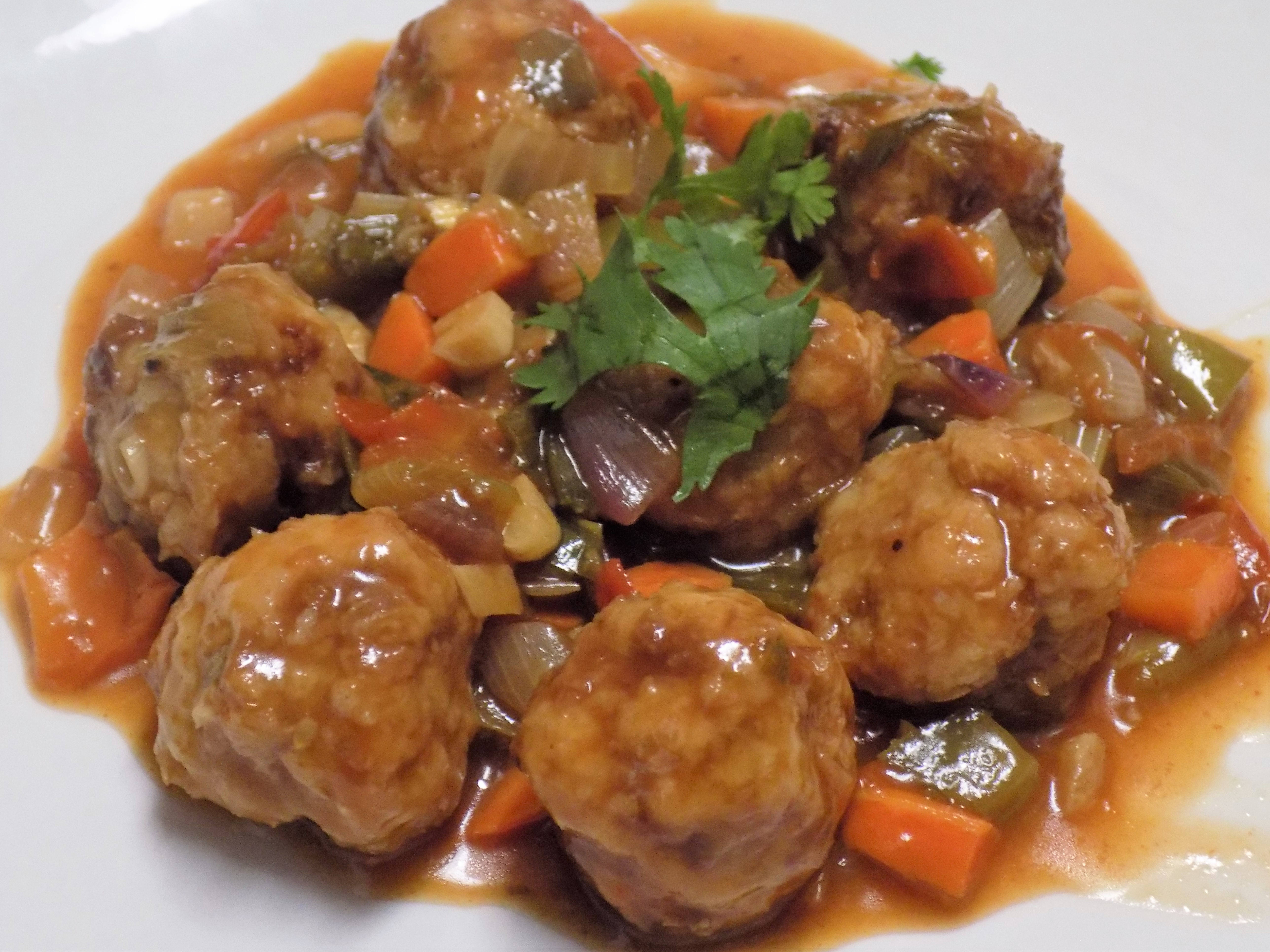Picture of How to Make Delicious Veg Manchurian