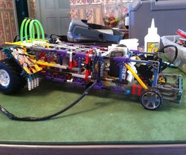 K'NEX Unlimited Modified Class Pulling Tractor