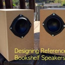 Design your own reference bookshelf speakers