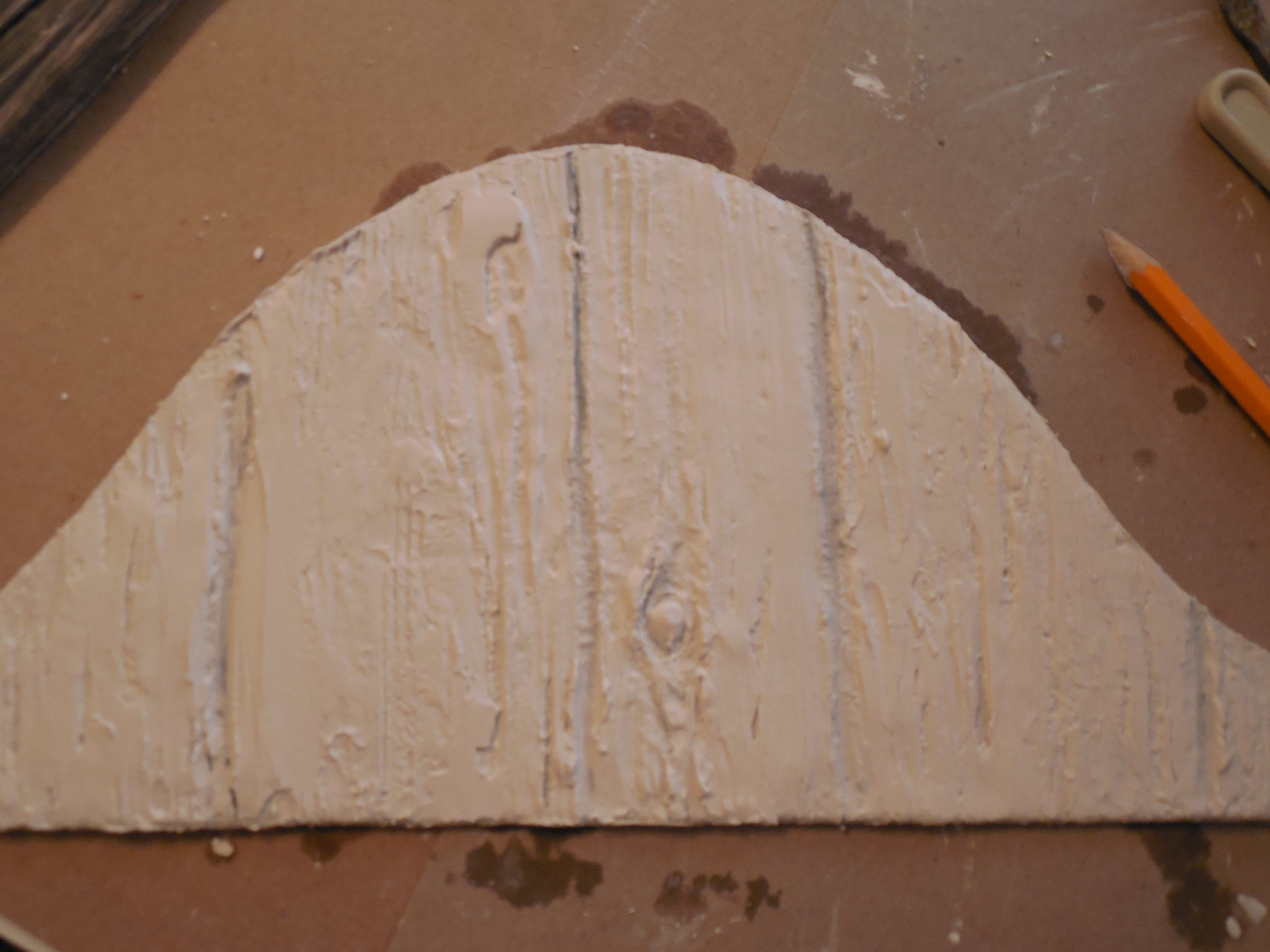 Picture of Plastering the Panels