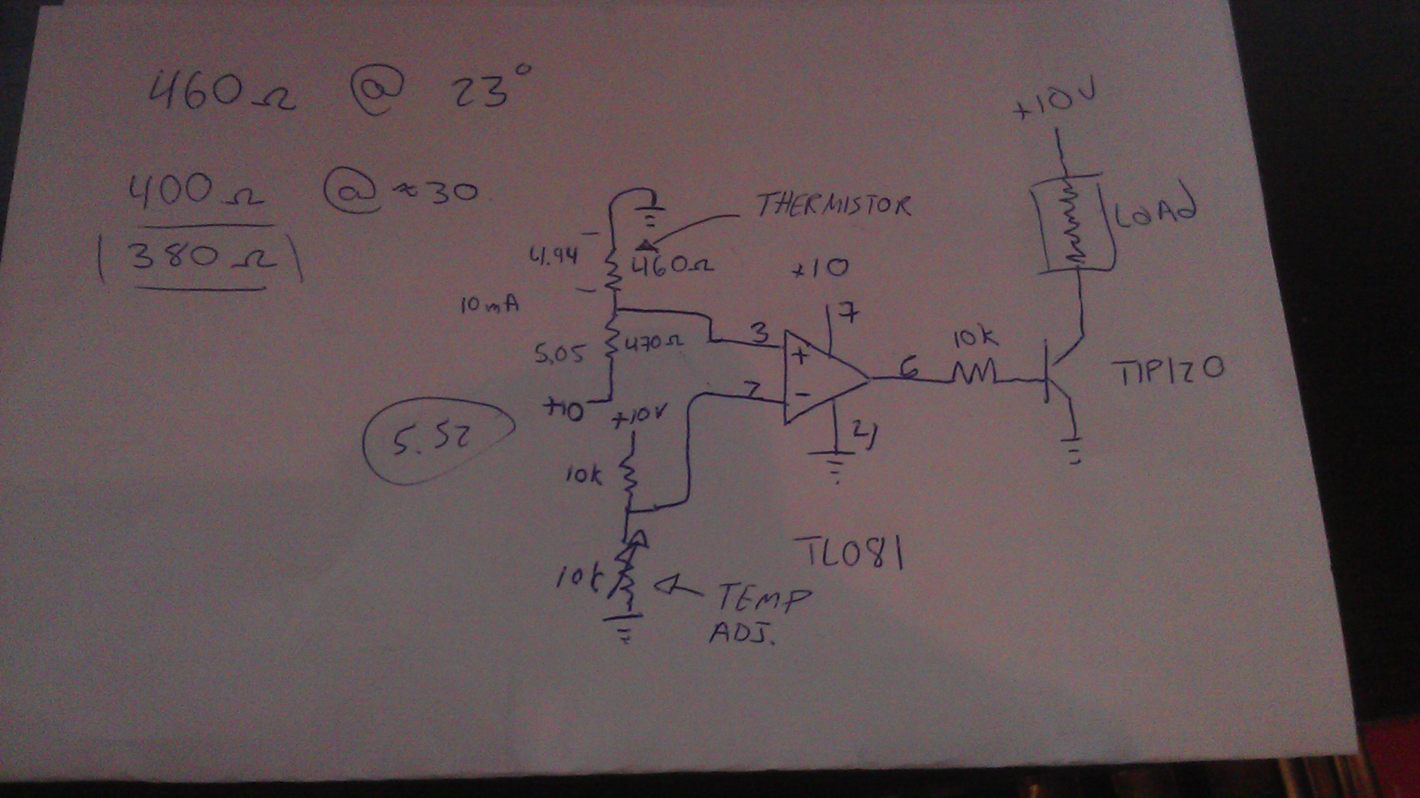 Picture of 12V Fan Controlled by Temperature