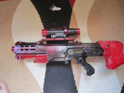 Nerf Jolt Mini Blaster | Gadgetsin