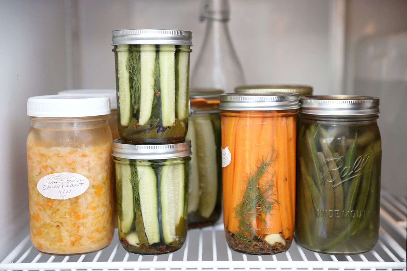 Picture of More Food Preservation Techniques