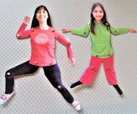 Poseable Photo Paper Doll