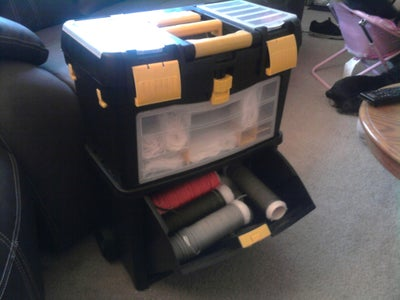 Simple Cheap Fast Paracord Storage!!!