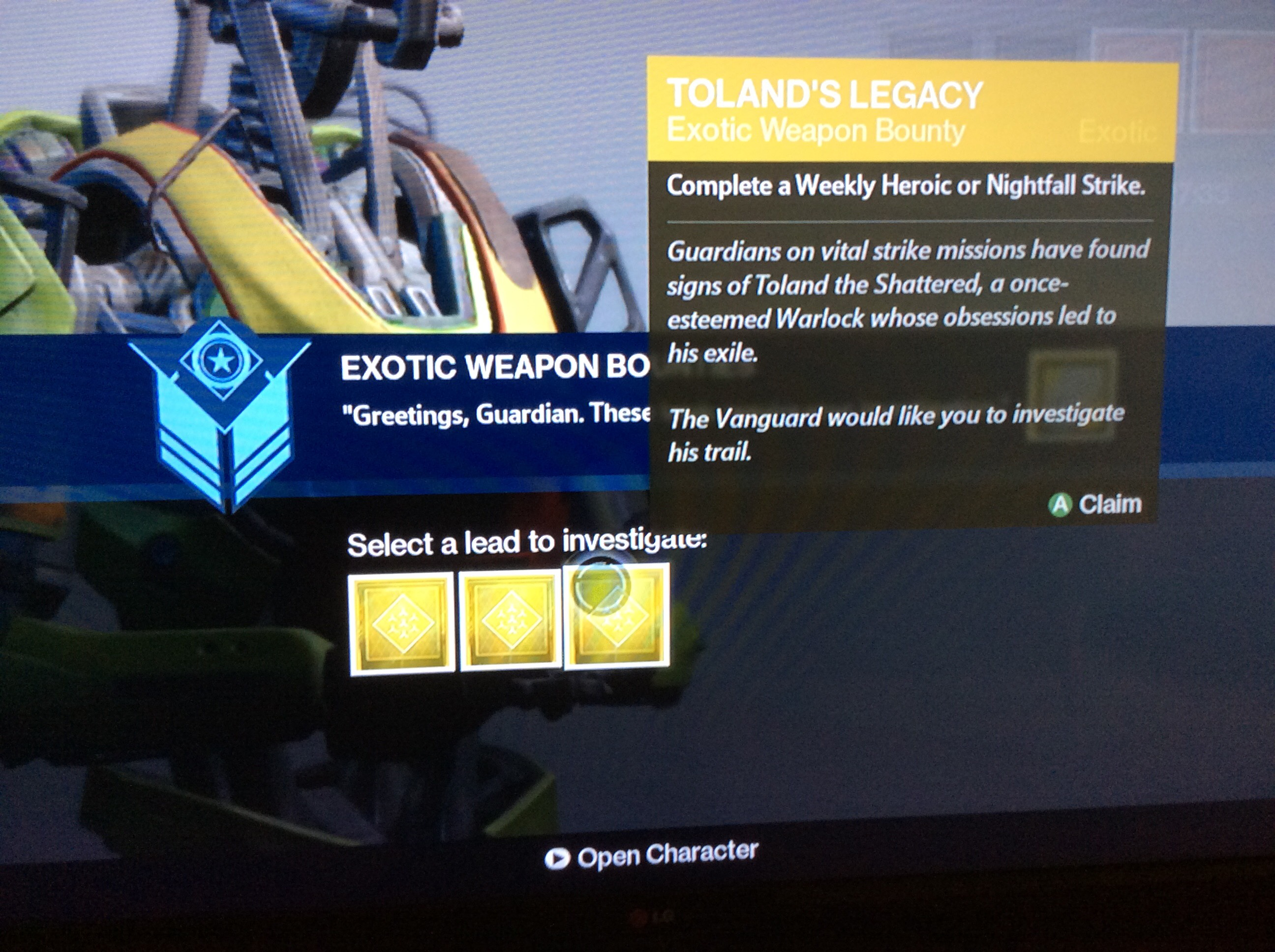 Picture of Researching/ Picking Your Exotic Bounty