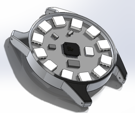 Neopixel Watch, Done Right