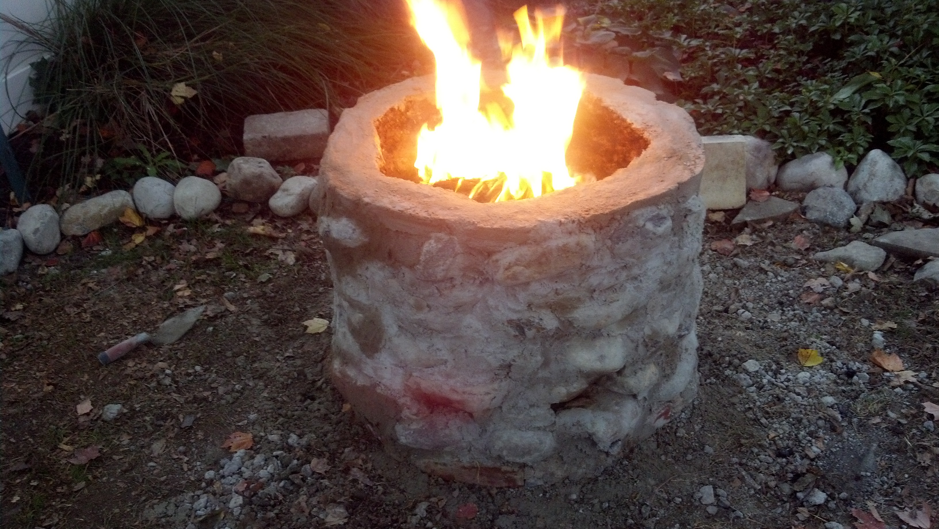 Picture of Old Well Fire Pit