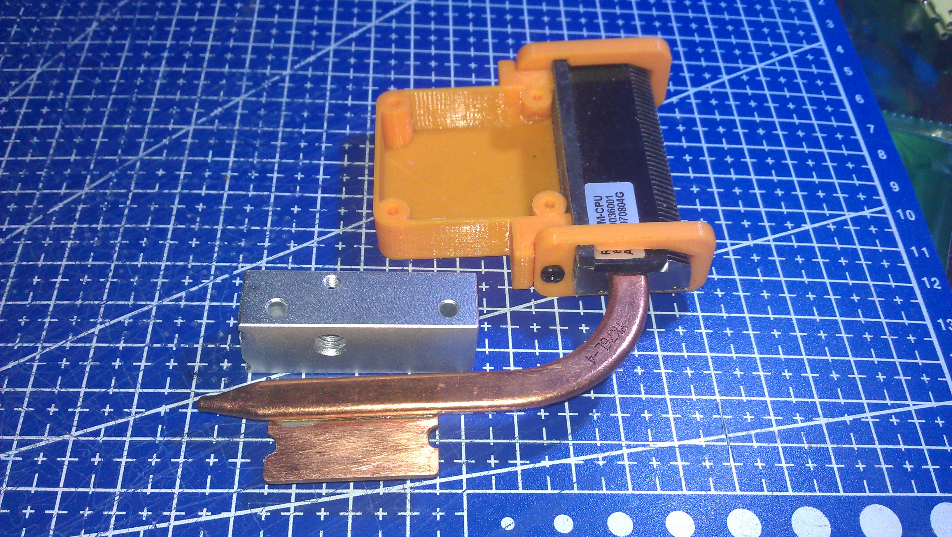 Picture of Modify Parts a Little