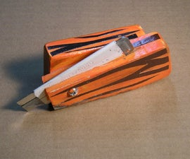 How To Make A Better Cardboard Cutter