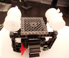 Make a Lego ROV part 1 - the ROV