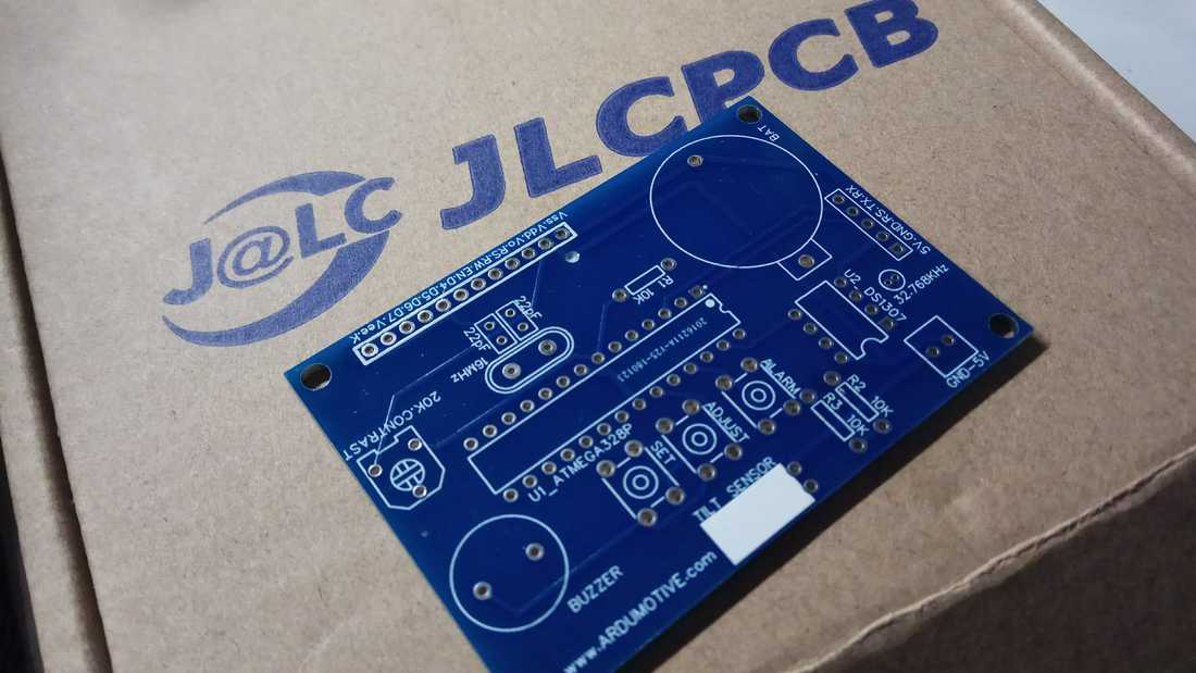 Picture of JLCPCB - Make Your Own Circuit Boad From 2$!
