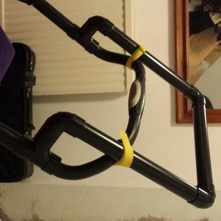 Extended Stroller Handles